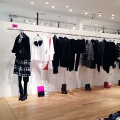 Womenswear at Parco in Tokyo. Photo by alphacityguides.